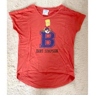 マックハウス(Mac-House)のTシャツ シンプソンズ(Tシャツ(半袖/袖なし))