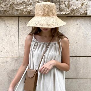 ルームサンマルロクコンテンポラリー(room306 CONTEMPORARY)のroom306  Braid Paper Hat(麦わら帽子/ストローハット)