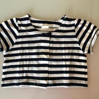 ダブルスタンダードクロージング(DOUBLE STANDARD CLOTHING)のSTANDARD CLOTHING MADE カーディガン 90(Tシャツ/カットソー)