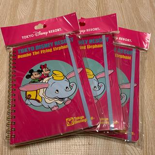 Disney - ディズニー レトロシリーズ ノート 新品