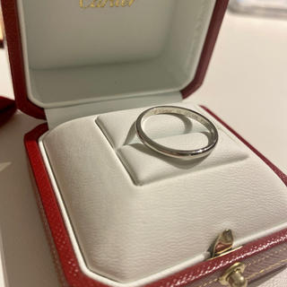 カルティエ(Cartier)のカルティエ リング 1895   サイズ直し可(リング(指輪))