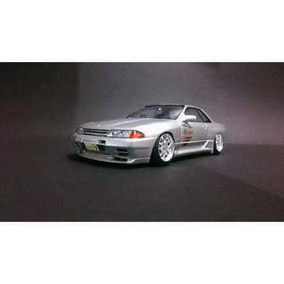 R32 スカイラインGT-R プラモデル 完成品