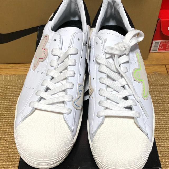 adidas(アディダス)のアディダス スーパースター ゴンズ 27cm   マークゴンザレス メンズの靴/シューズ(スニーカー)の商品写真