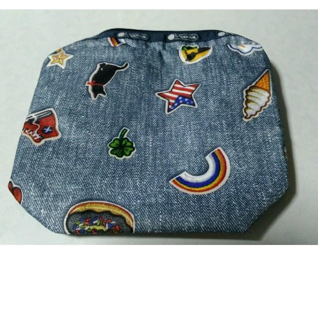 LeSportsac(レスポートサック)の新品 レスポートサック ポーチ  レディースのファッション小物(ポーチ)の商品写真