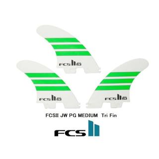 FCSII JW PG MEDIUM Tri Fin
