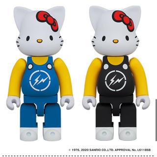 ハローキティ(ハローキティ)のベアブリ 人形セット キティ 400(その他)