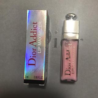 ディオール(Dior)のDIOR ディオール アディクト リップ マキシマイザー 2ml(リップグロス)