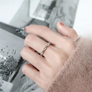 イエナ(IENA)のシルバ-925 スターリングシルバー シルバーリング 8758(リング(指輪))