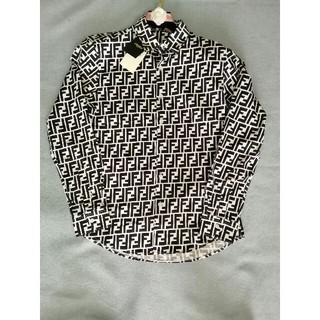 フェンディ(FENDI)の高品質な [Fendi  フェンディ] 長袖 シャツ/メンズ(シャツ)