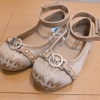 マイケルコース(Michael Kors)のベビーシューズ マイケルコース  靴 13cm13.5cm(スニーカー)