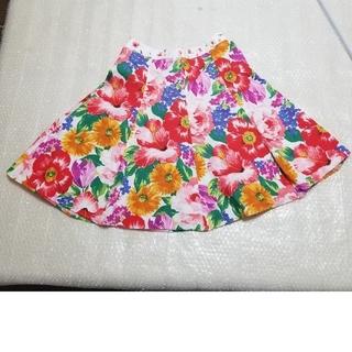 DOLCE&GABBANA - DOLCE&GABBANA 花柄スカート