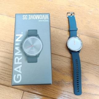GARMIN vivomove 3s SUICA対応(腕時計(デジタル))