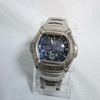 ジーショック(G-SHOCK)のカシオジーショックメンズデジアナ電波ソーラー腕時計ステンレス防水g-shock(腕時計(デジタル))
