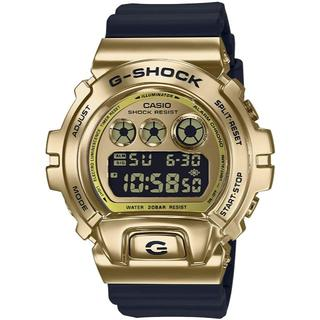 カシオ(CASIO)のカシオ G-SHOCK メタルカバード 腕時計 GM-6900G-9JF(腕時計(デジタル))