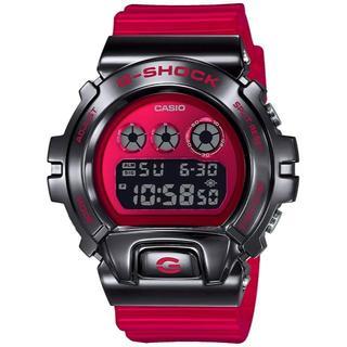 カシオ(CASIO)のカシオ G-SHOCK メタルカバード 腕時計 GM-6900B-4JF(腕時計(デジタル))