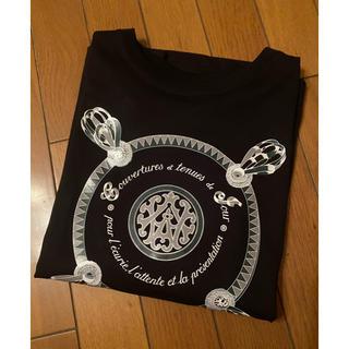 エルメス(Hermes)のhermes 2020ss Tシャツ サイズ34(Tシャツ(半袖/袖なし))