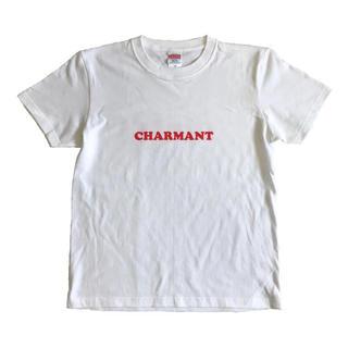 Kastane - Charmant girls original T-shirt 【white】