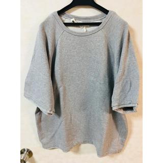 マルニ(Marni)のMARNI マルニ スウェット シャツ 半袖 Tシャツ トレーナー 46(Tシャツ/カットソー(半袖/袖なし))