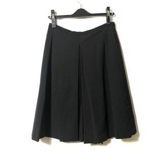 ジルサンダー(Jil Sander)のジルサンダー スカート サイズ34 XS 黒(その他)