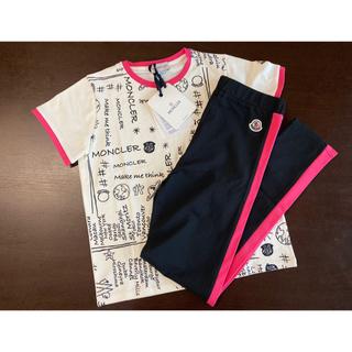 MONCLER - MONCLER KIDS Tシャツ パンツ セットアップ 12A