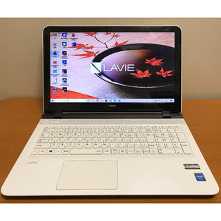 NEC - NEC エヌイーシー ノートPC/SSD240GB/オフィス/Windows10