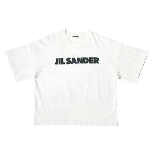 ジルサンダー(Jil Sander)のJIL SANDER ロゴプリント Tシャツ(Tシャツ/カットソー(半袖/袖なし))