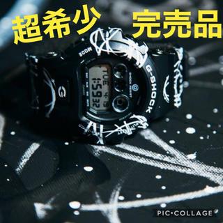 ジーショック(G-SHOCK)の超希少!完売品!G-SHOCK ✖️FUTURA コラボ(腕時計(デジタル))