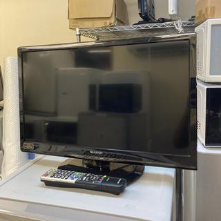 SHARP - シャープ テレビ lc-24k9 2013年製