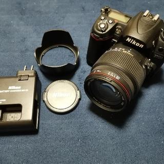 Nikon - Nikon D7000 + Sigma 18-200mmズームレンズ