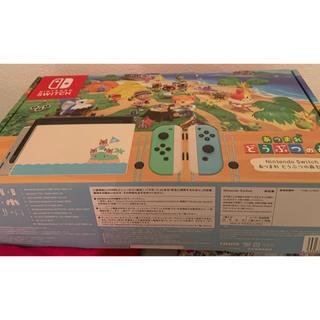 Nintendo Switch - ニンテンドースイッチ あつまれどうぶつの森セット