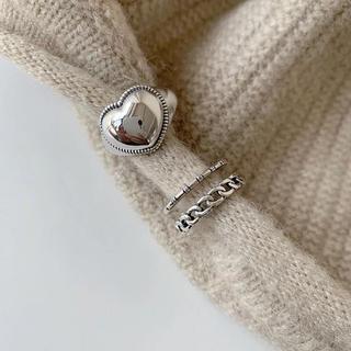 ALEXIA STAM - silver925 ハートリング