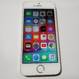 iPhone - iPhone 5s 32GB Gold 国内版simフリー