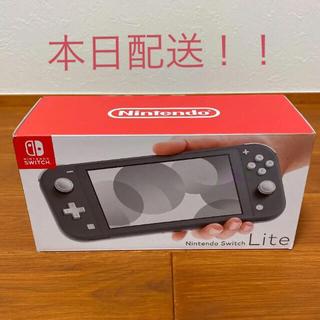Nintendo Switch - ニンテンドースイッチ  ライト ブラック