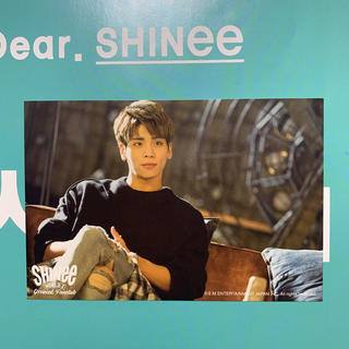 SHINee  ジョンヒョン ポストカード