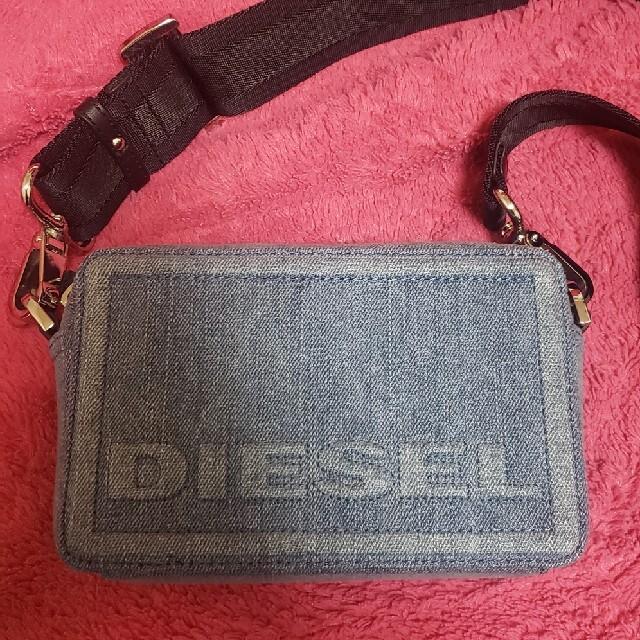 DIESEL(ディーゼル)のDIESEL ショルダーバッグ 未使用 レディースのバッグ(ショルダーバッグ)の商品写真