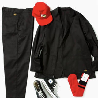 BEAMS - Mサイズ BEAMS×TRIPSTER×Dickies セットアップ