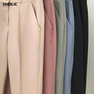 dholic - DHOLIC♡スリムスラックス パンツ