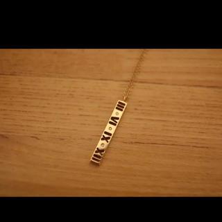 Tiffany & Co. - ティファニー アトラス K18 18金 ダイヤ ネックレス