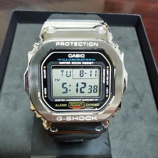 ジーショック(G-SHOCK)のコンポジットメタルカスタム  dw-5600 g-shock gショック(腕時計(デジタル))