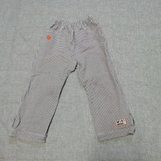 ミキハウス(mikihouse)のMIKIHOUSE 女児夏物スボン サイズ120(パンツ/スパッツ)
