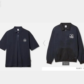 ジーユー(GU)のポロシャツ ブルゾン セット スタジオセブン(ブルゾン)