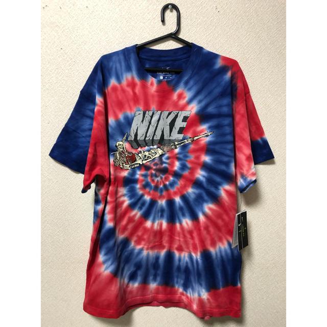 NIKE(ナイキ)のNIKE バスケットボールTシャツ ナイキ エクスプロレーション シリーズ  メンズのトップス(Tシャツ/カットソー(半袖/袖なし))の商品写真