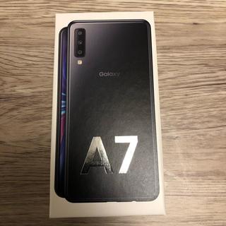 Galaxy - (新古品)Galaxy A7