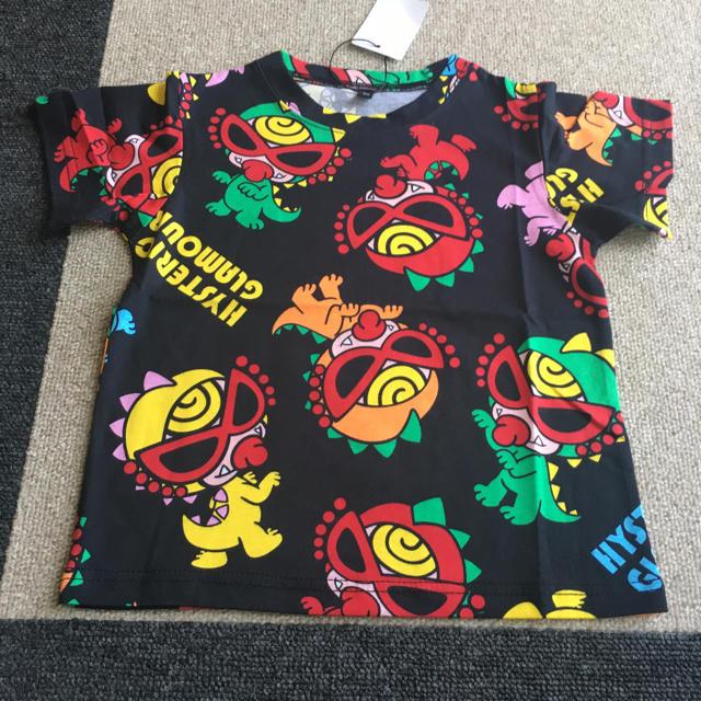 HYSTERIC MINI(ヒステリックミニ)のSALE☆半袖Tシャツ キッズ/ベビー/マタニティのキッズ服男の子用(90cm~)(Tシャツ/カットソー)の商品写真