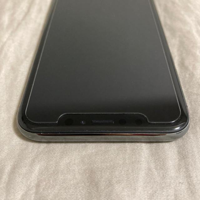 iPhone(アイフォーン)のiPhone X 本体 64GB space gray スマホ/家電/カメラのスマートフォン/携帯電話(スマートフォン本体)の商品写真