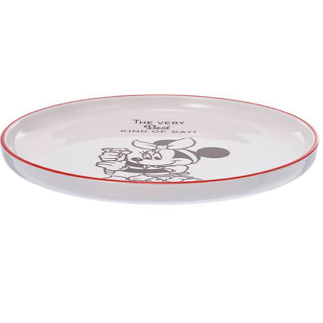 Disney(ディズニー)のミニー プレート Cooking Otona Kitchen インテリア/住まい/日用品のキッチン/食器(食器)の商品写真