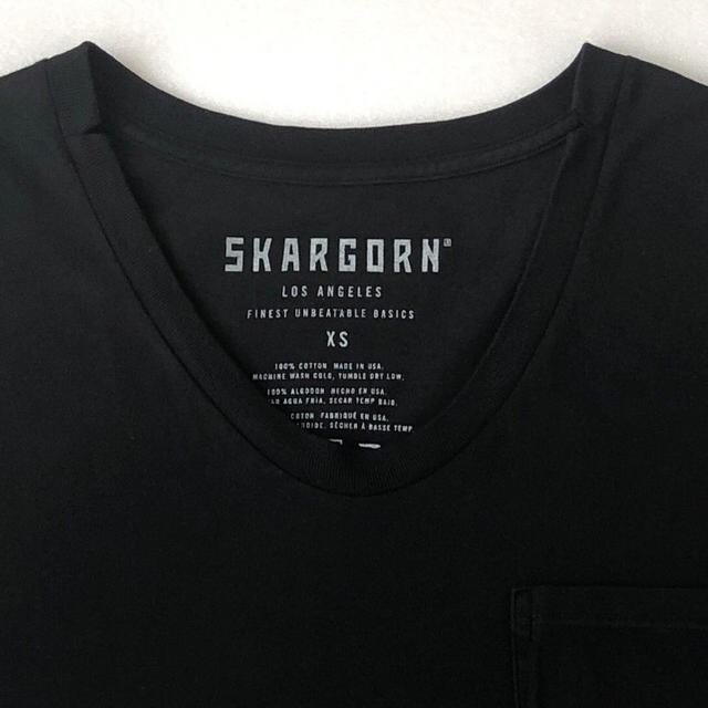 DEUXIEME CLASSE(ドゥーズィエムクラス)のSKARGORN ポケツキワイドTシャツ ドゥーズィエムクラス レディースのトップス(Tシャツ(半袖/袖なし))の商品写真