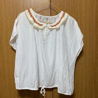 パーリッシィ(PAR ICI)のかわいいトップス(シャツ/ブラウス(半袖/袖なし))