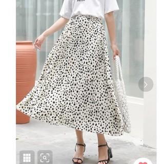 GRL - プリーツ ロングスカート