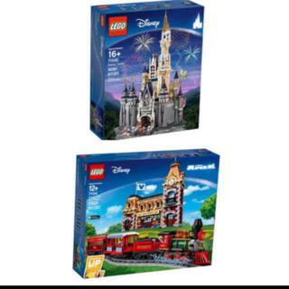 Lego - LEGO レゴ ディズニー セット 71044 71040 シンデレラ トレイン